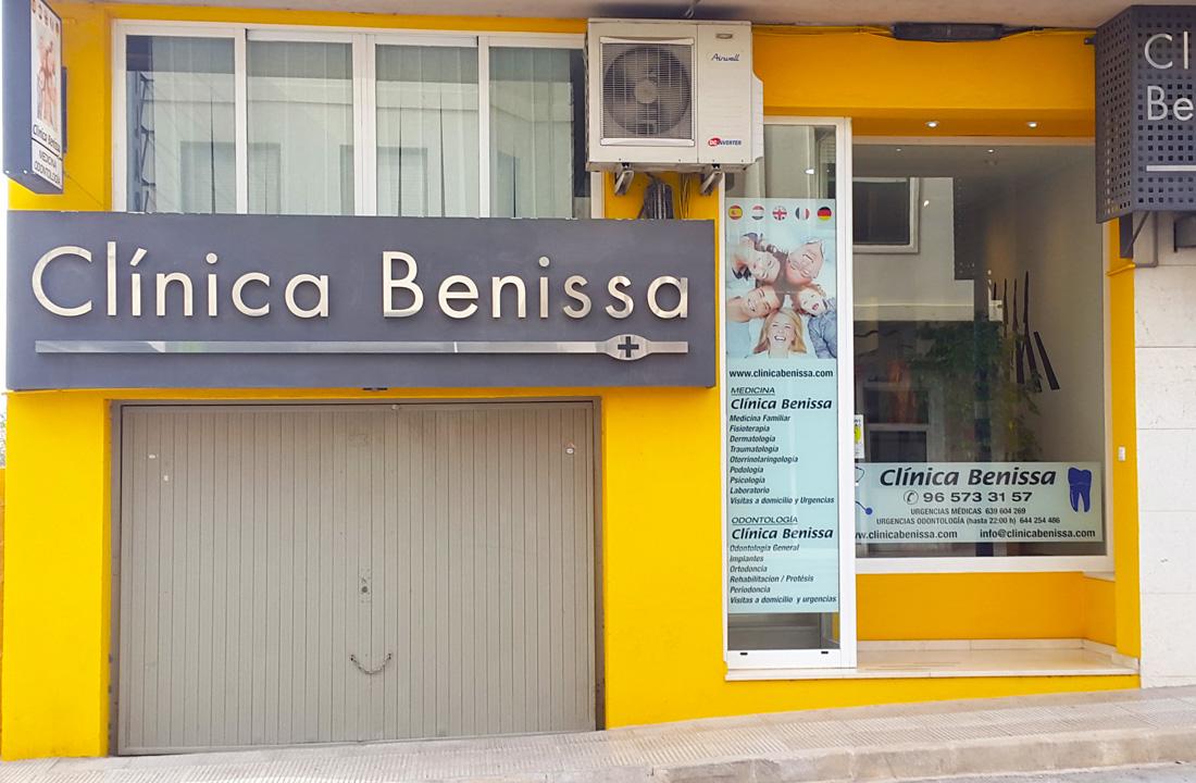 Clinica Benissa