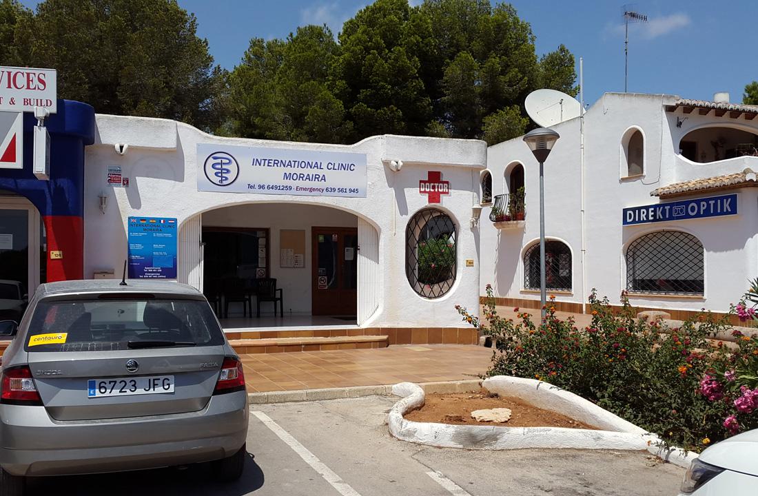 International Clinic Moraira